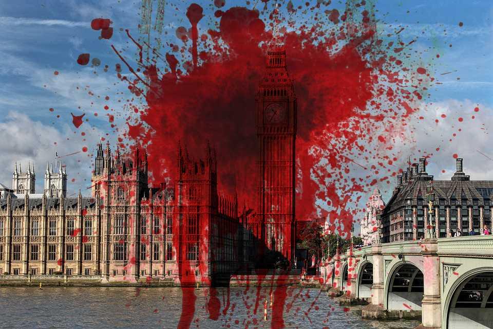Szokujący raport brytyjskich służb. Dojdzie do krwawej masakry