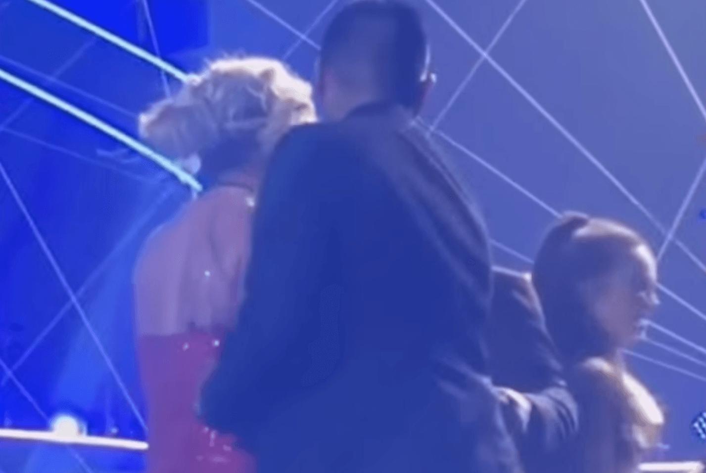 """Atak na Britney Spears, piosenkarka we łzach. """"Czy on ma pistolet?!"""" (video)"""