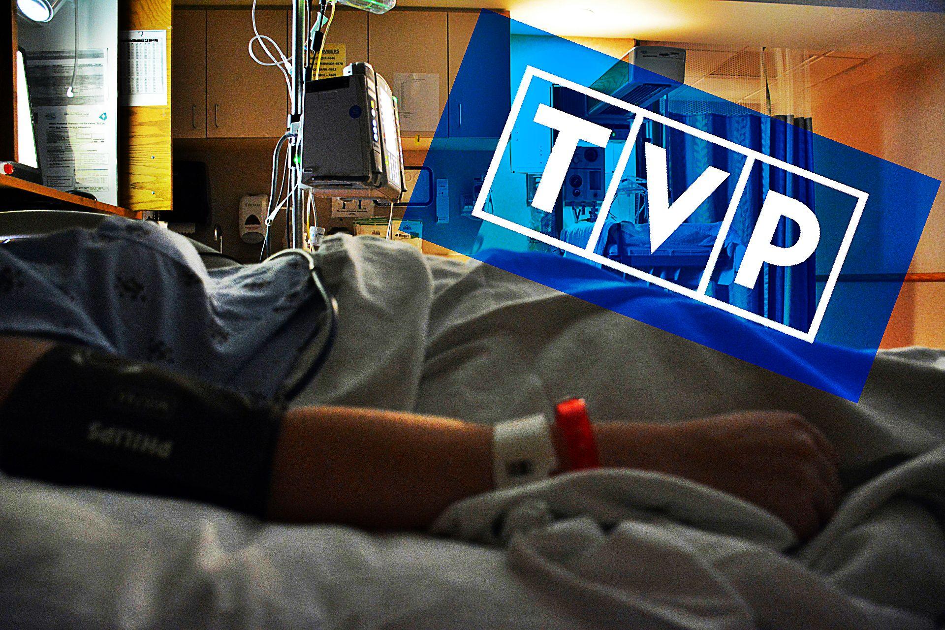 Gwiazda TVP w szpitalu. Miała zawał serca