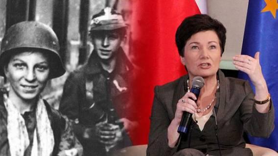 Prawica w szoku. HGW porównała powstańców warszawskich do dzisiejszej...