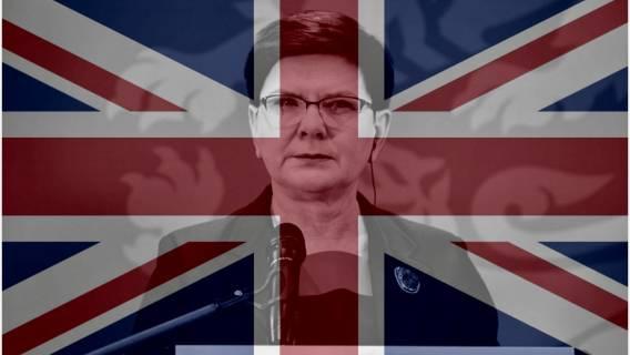 Wielka Brytania wbija nóż w plecy PiS. 700 tys. Polaków w tarapatach