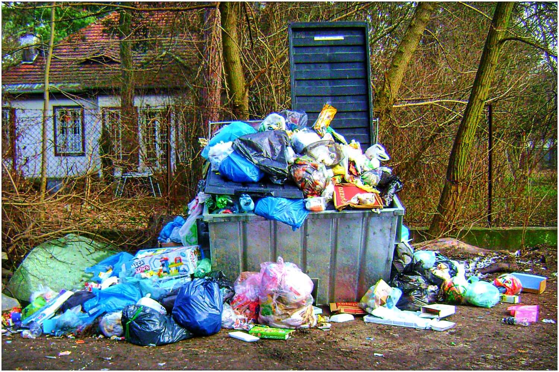 Co to ma być?! Niemcy nielegalnie zasypują nas śmieciami (foto)