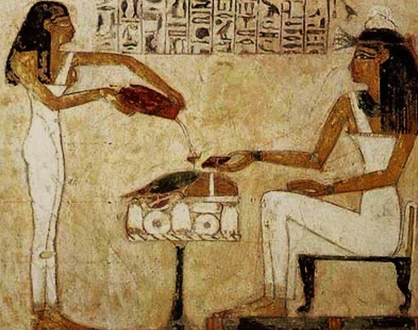 egipska kobieta