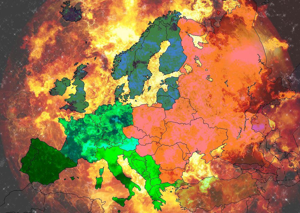 Kraj Europy Zachodniej zaraz eksploduje. Blokady kont polityków, masowe przesłuchania i konfiskaty