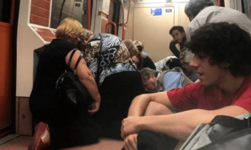 Horror i panika w Hiszpanii. Otworzono ogień w metrze!