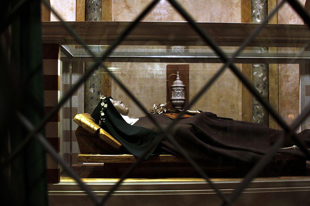 8 ciał świętych, które po śmierci nie uległy rozkładowi