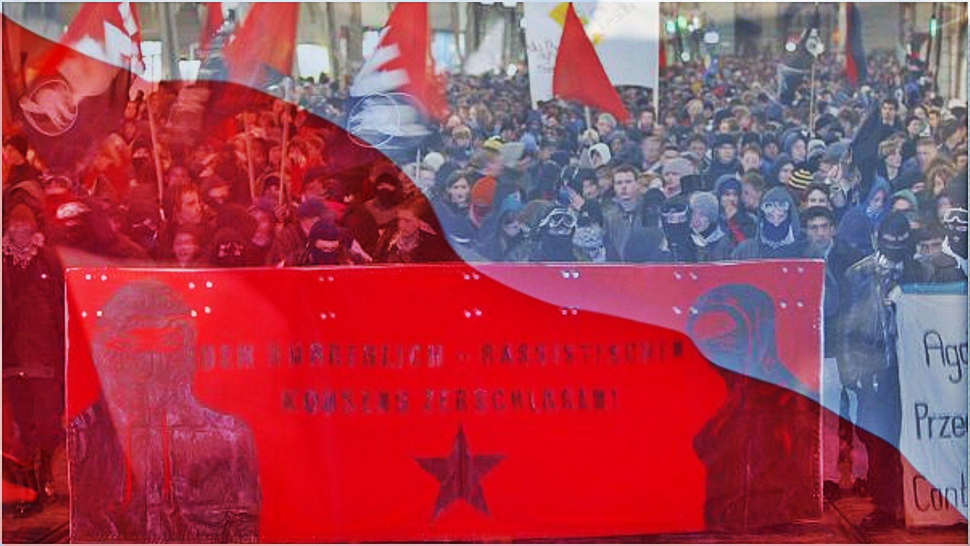 Prawicę zatkało. Antifa publicznie upokorzyła Polskę