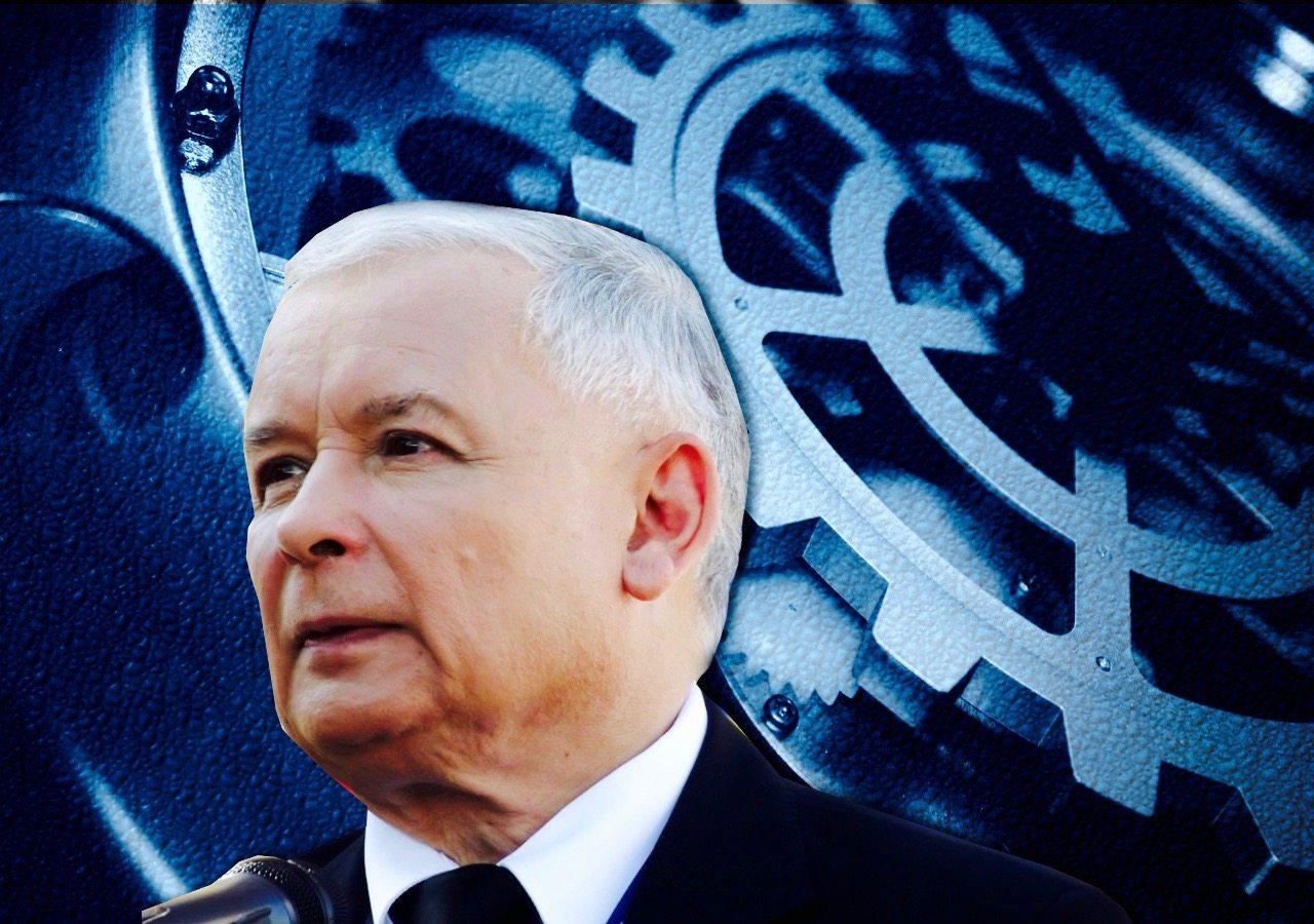 Ruszyła machina! Kaczyński właśnie odpalił swój plan, który zmieni wszystko