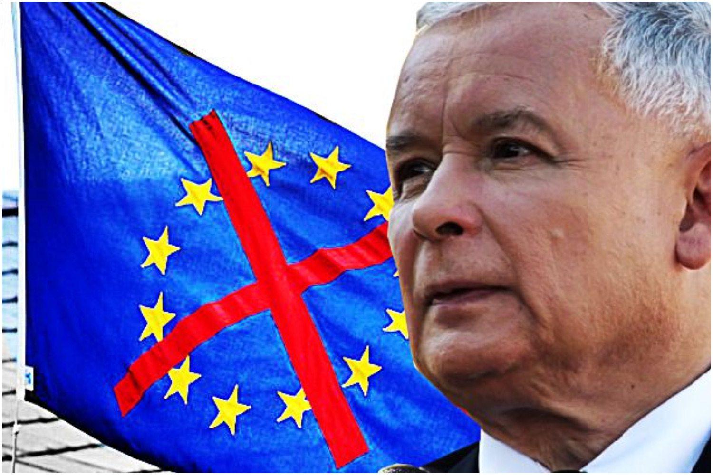 To za dużo nawet dla Kaczyńskiego. Polexit bardziej realny?