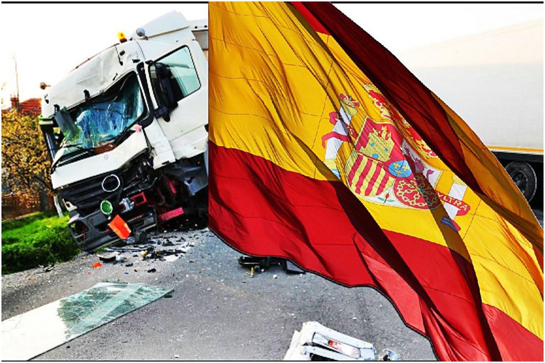 Tragiczny wypadek Polaka w Hiszpanii. Są ofiary śmiertelne
