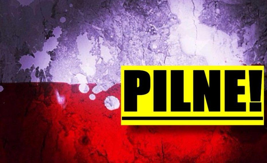 Krwawy horror w Polsce! Atak na centrum handlowe, mnóstwo rannych