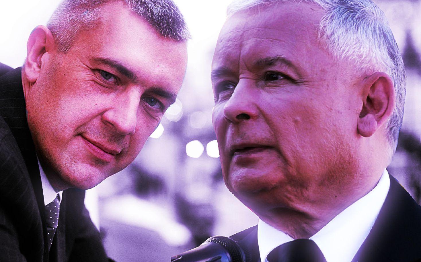 MIAŻDŻĄCO celne pytanie Giertycha po przemówieniu Kaczyńskiego!