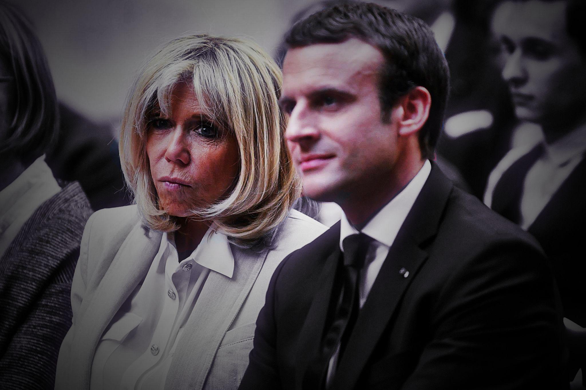 Francuzi w szoku! To co zrobiła Brigitte Macron nie mieści się im w głowach