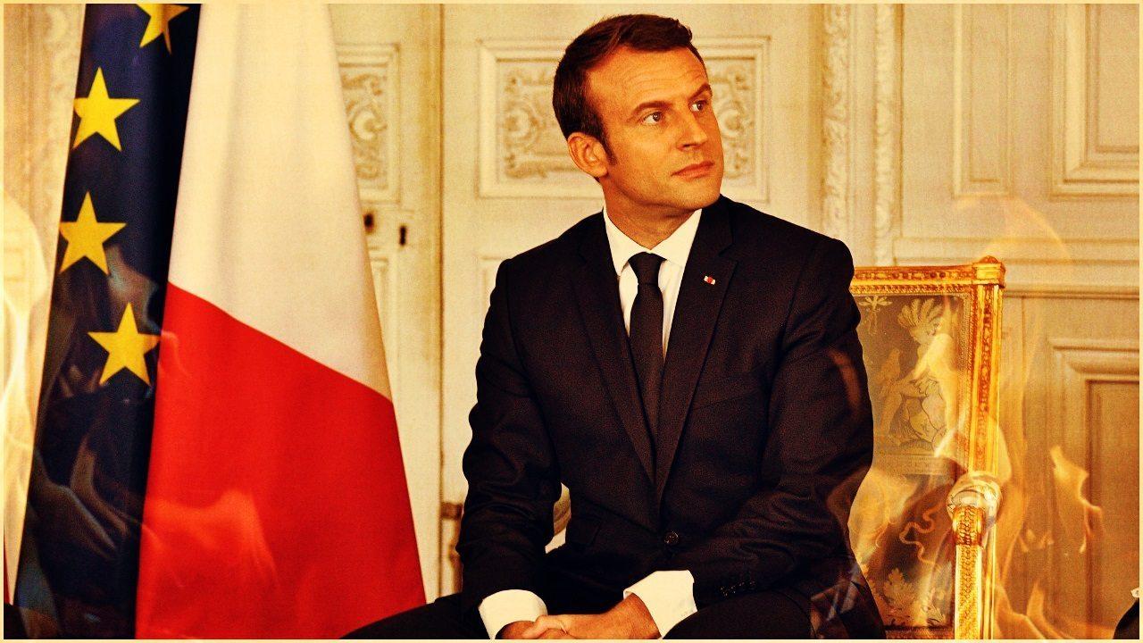 """Mocne słowa z Francji o Macronie. """"Powinien słuchać Polaków"""""""