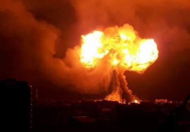 Potworna eksplozja na Atomowym Szlaku! Całe miasto ucieka w panice