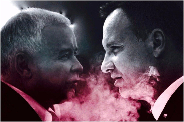 Trzęsienie w obozie władzy! Nie będzie już spotkań Kaczyński-Duda