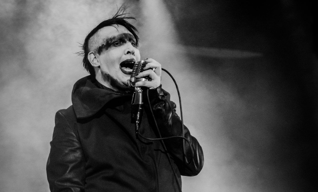 Marilyn Manson zmiażdżony! Fani zamarli, muzyk w szpitalu