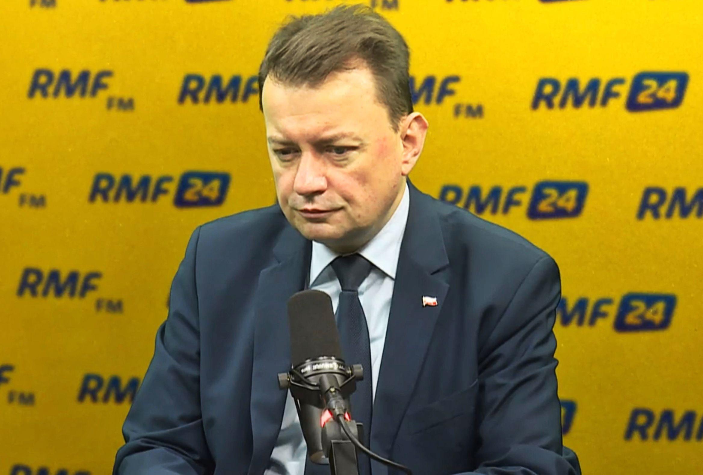 Opozycja chce zlinczować Błaszczaka! Ostry komentarz o samobójcy spod PKiN