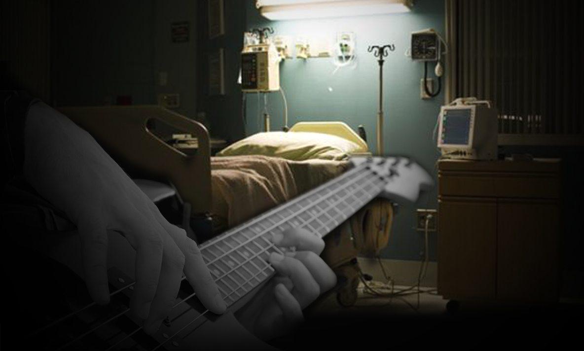Znany polski muzyk miał udar. Ma tylko 38 lat!