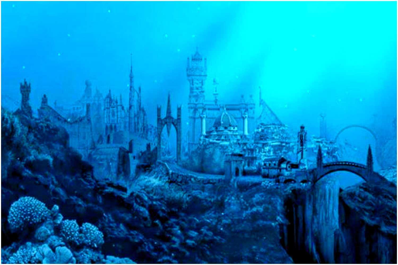 Naukowcy w szoku. Odkryli zamieszkałe podwodne miasto
