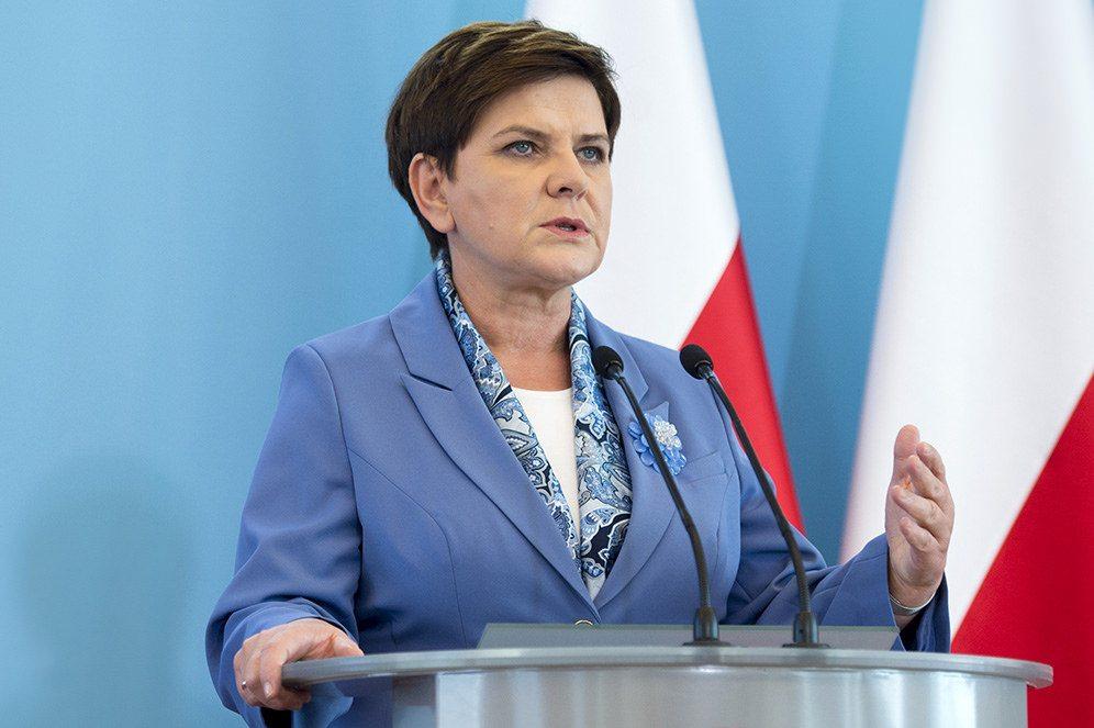 MIAŻDŻĄCA zapowiedź Szydło. Totalna zmiana, od teraz Polska współpracuje z...