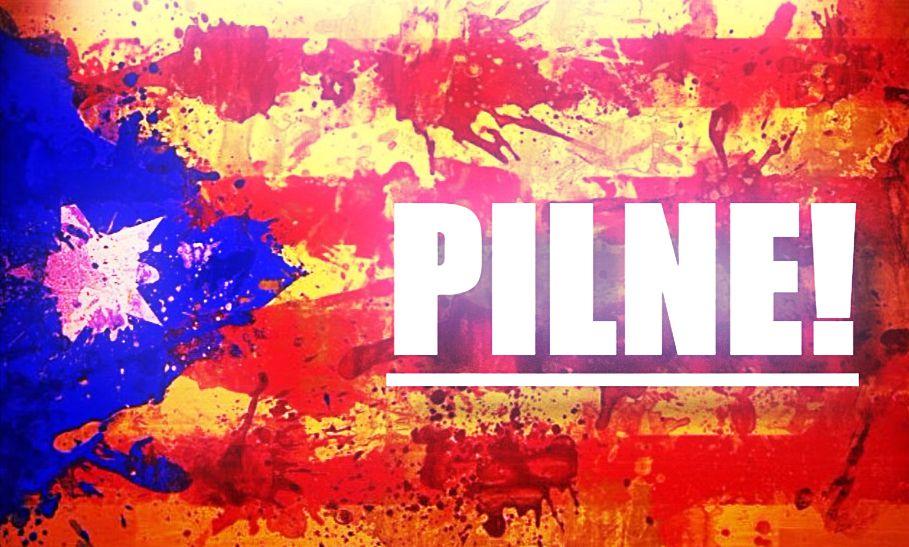 """Dzieje się! Katalonia ODŁĄCZA się od Hiszpanii. """"WOJNA DOMOWA!"""""""