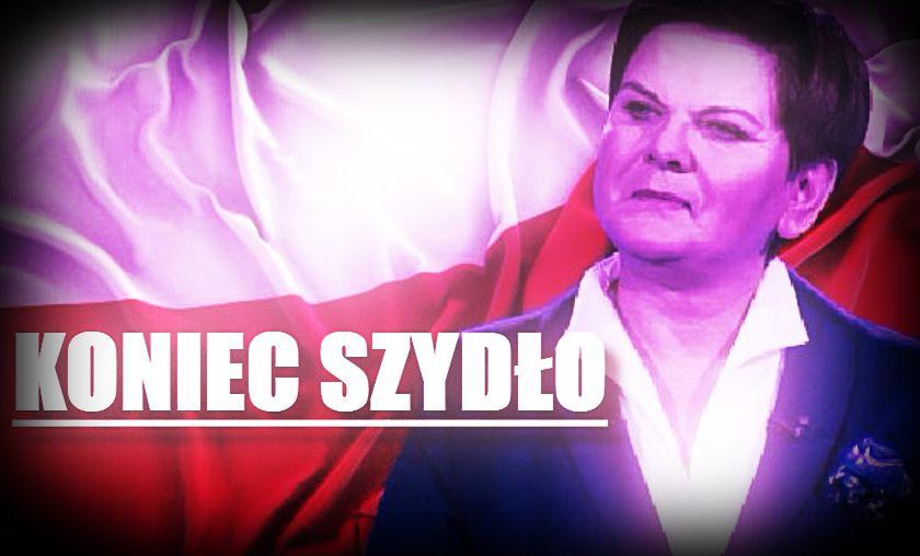To już pewne! Trzęsienie w rządzie, KONIEC Szydło, zastąpi ją...