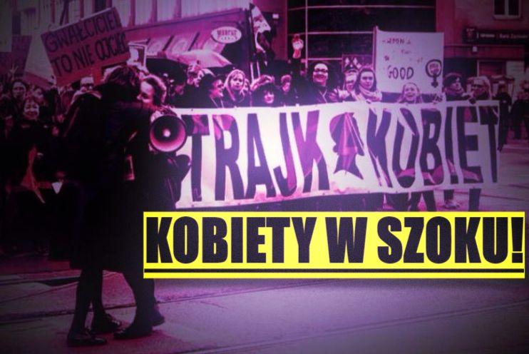 Kobiety w SZOKU. PiS zamknie liderkę Strajku Kobiet w...