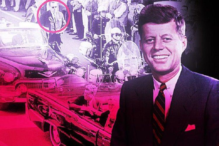 SZOK! To NIE Oswald zabił Kennedy'ego, POLSKI WĄTEK w sprawie