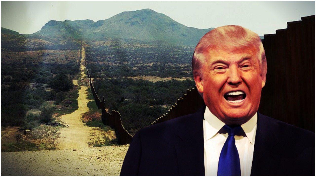Meksykanie załamani. Tak będzie wyglądał mur na granicy z USA. Zobacz zdjęcia!