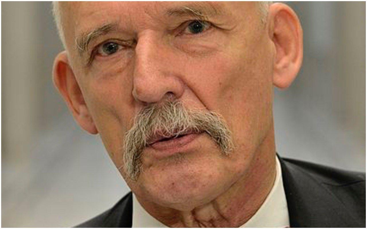 Korwin-Mikke: Deficyt budżetowy jest okradaniem obywateli!