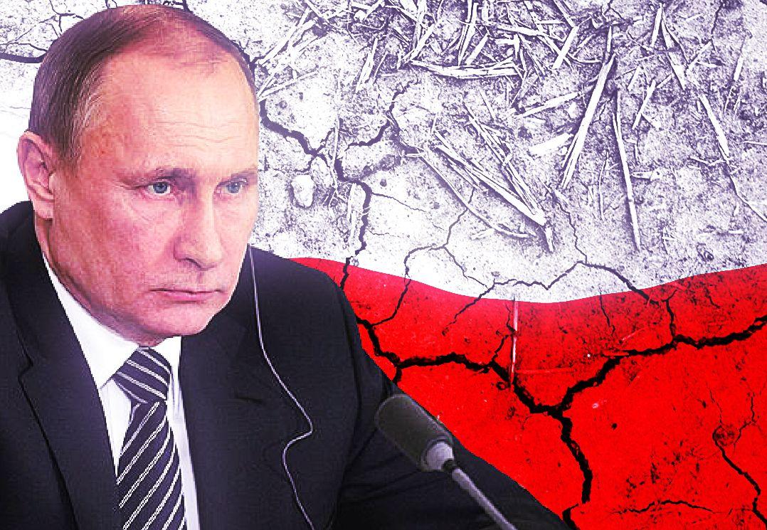 Potężny cios Rosji w Polskę! Nasza gospodarka mocno ucierpi