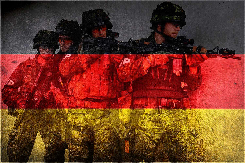 Gorąco na granicy z Niemcami. Do akcji wkroczyło wojsko