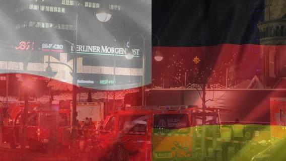 Niemieckie władze ZNISZCZYŁY Polaka od ciężarówki w Berlinie. Mówi dość!