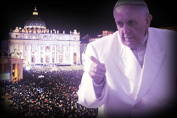 """Katolicy wstrząśnięci słowami papieża. """"Bronią diabła jest..."""""""