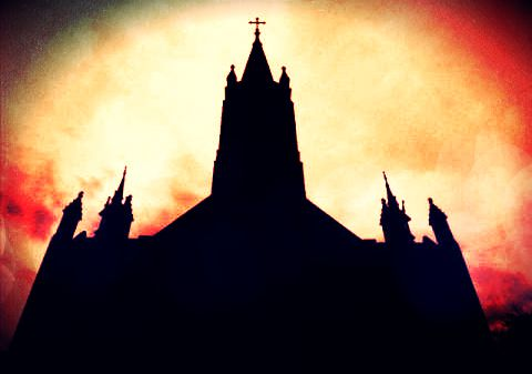 Kościół przerobili na BURDEL. Nazwali go...