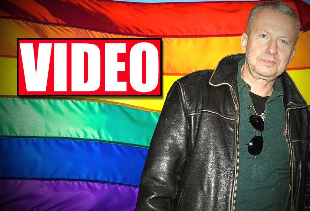 Szaleństwo w środowisku LGBT. Bogusław Linda właśnie ogłosił, że jest...