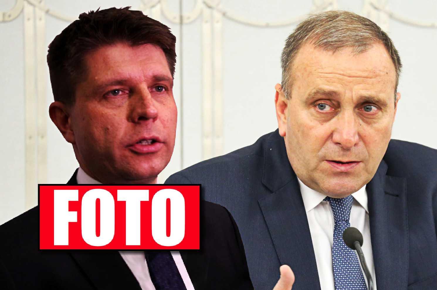 Bezcenna reakcja TVP. PO i Nowoczesna się dogadali, a publiczna...