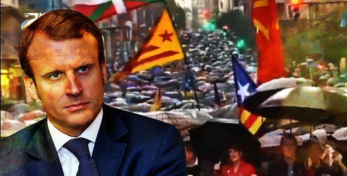 Europę zamurowało. Tysiące ludzi na ulicach żąda przyłączenia francuskiego miasta do Katalonii
