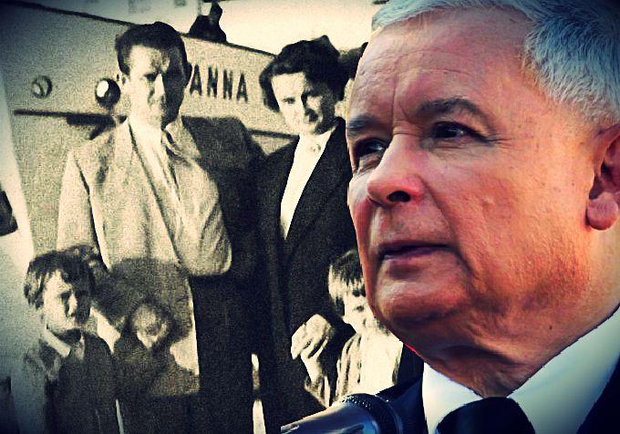 Prywatny koszmar Kaczyńskiego wyszedł na jaw. Tak SKRZYWDZIŁ go ojciec
