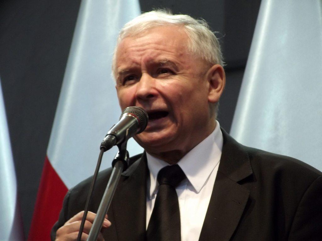 """Wstrząsające, historyczne słowa Kaczyńskiego """"Prezydent TERRORYZUJE sądy"""""""