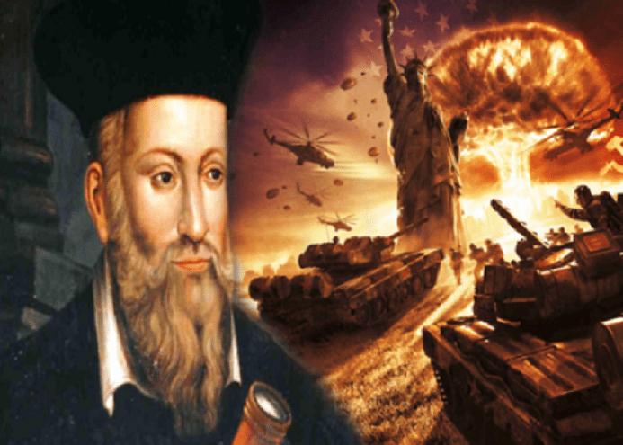 Szokująco prawdziwa przepowiednia Nostradamusa. Rok 2018 będzie...