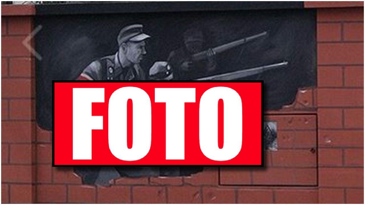 Katastrofalna pomyłka! Zamiast Powstańców, uczczono największych niemieckich zbrodniarzy