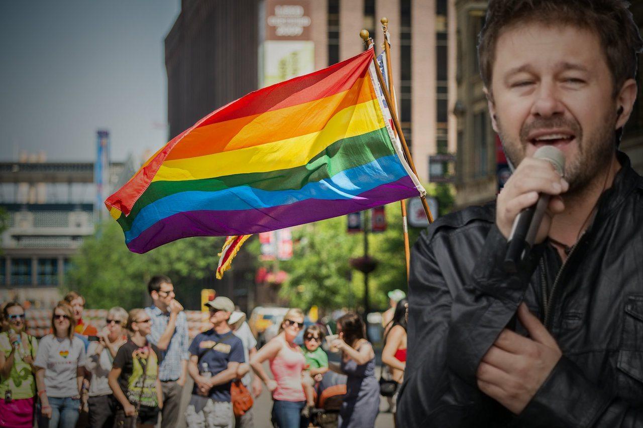 """Piaseczny wpadł! Obraził gejów, a oni ujawniają. """"To człowiek, który..."""""""