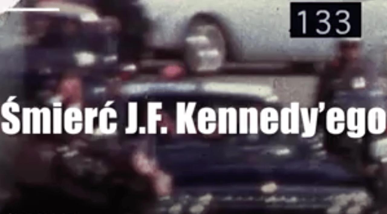 Najbardziej tajemnicza zagadka wciąż nierozwiązana. Dlaczego naprawdę zginął Kennedy? (VIDEO)