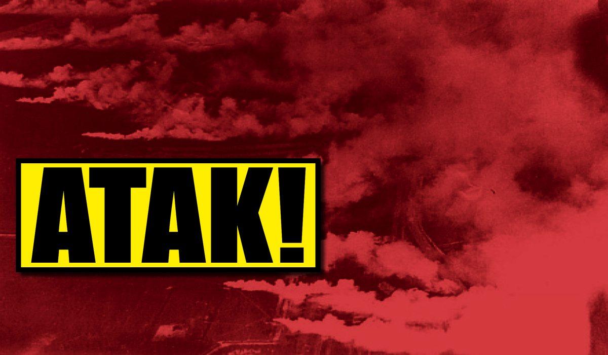Atak TRUJĄCYM GAZEM w Polsce! Dzieci plują krwią, karetki jeżdżą tam i z powrotem
