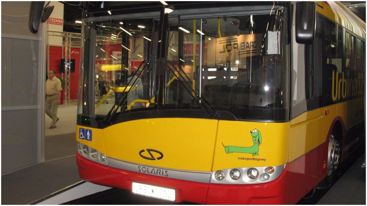 Warszawa: Będzie segregacja w autobusach, podróżni wściekli