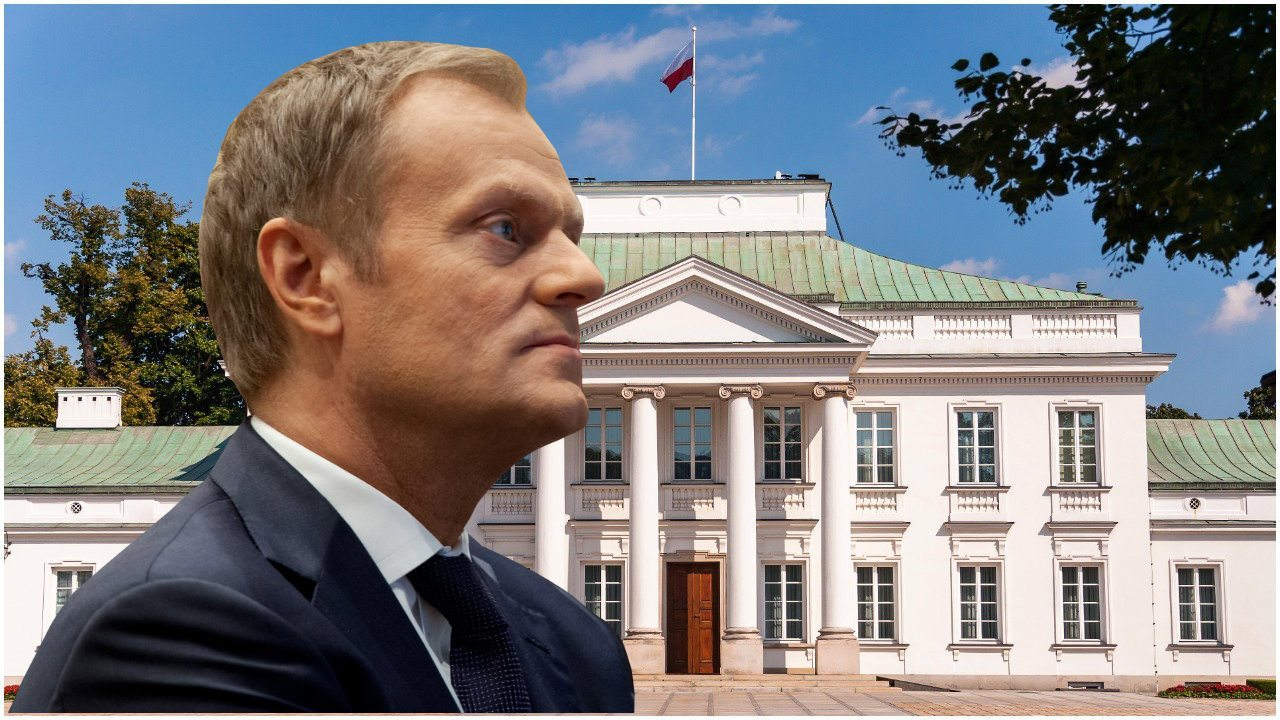 Co za zwrot akcji! Tusk w wyborach prezydenckich zmierzy się ze... swoim podwładnym