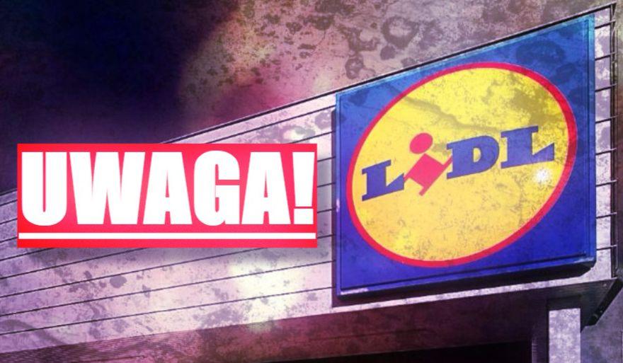 UWAGA! LIDL wycofuje popularny produkt, jest NIEBEZPIECZNY dla zdrowia