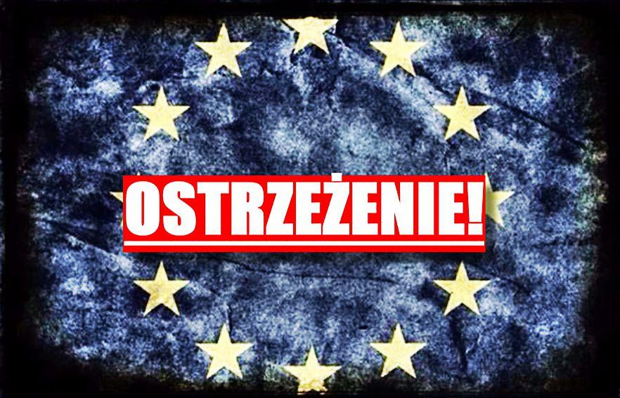 Polska dostała OSTRZEŻENIE! Ucierpimy wszyscy